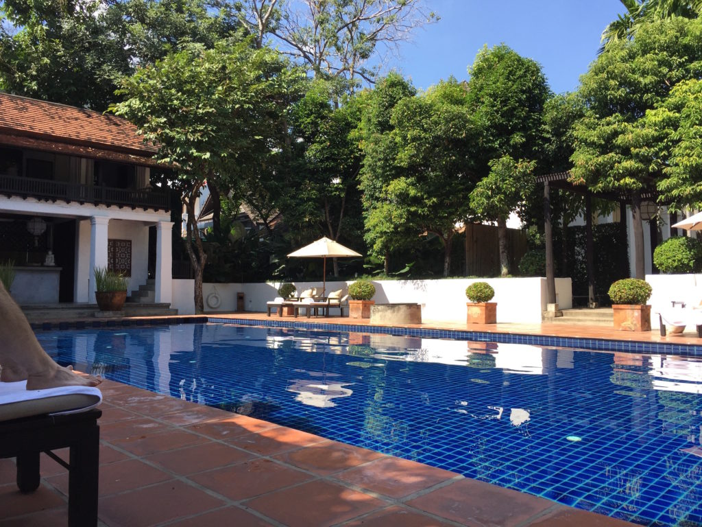 Luxe vacations in Chiang Mai