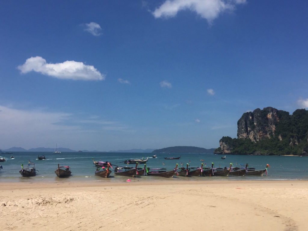Luxe vacations in Railay Beach, Thailand