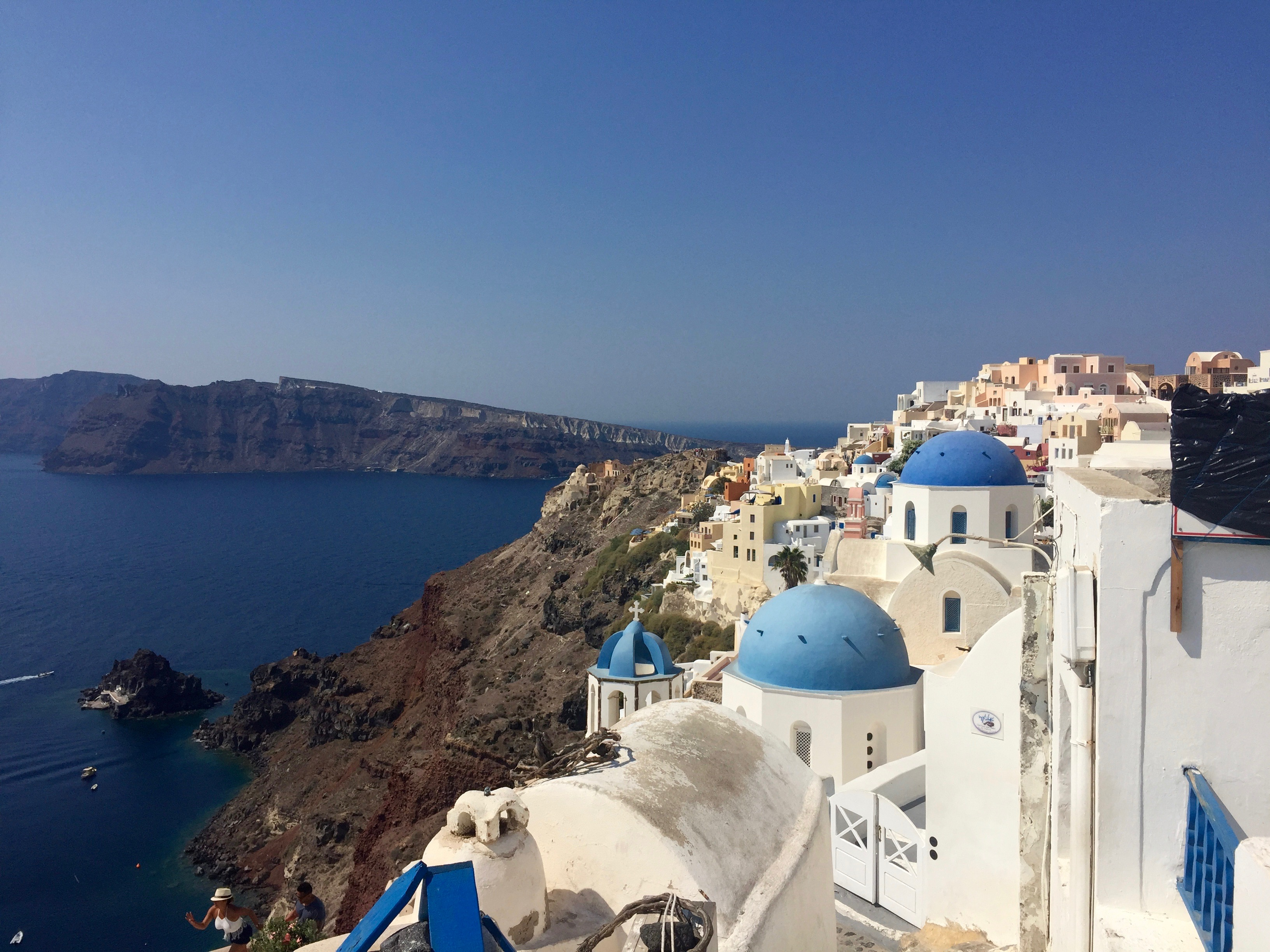 Luxe Vacations in Santorini, Greece